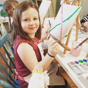 Childrens Art Classes Kildare - Art Parties - Tribe Art Studio