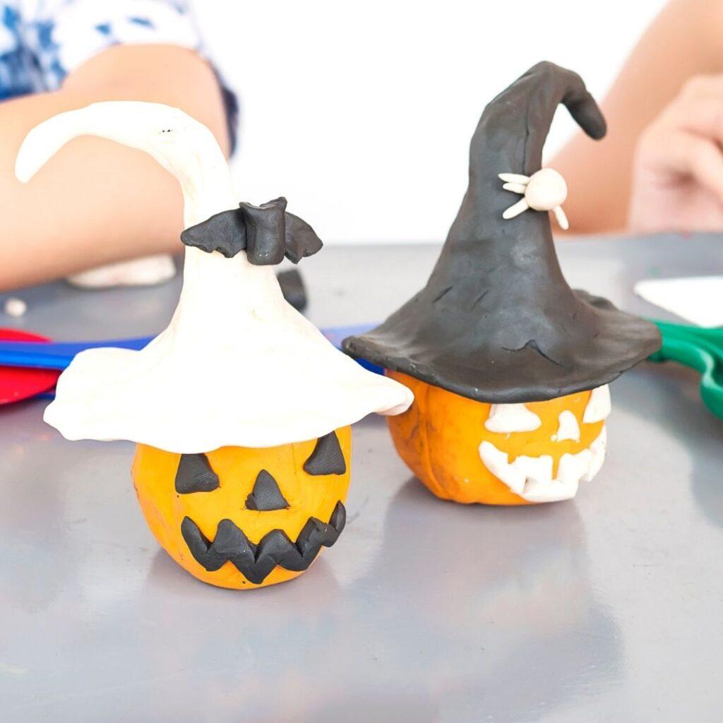 Halloween Clay Workshop